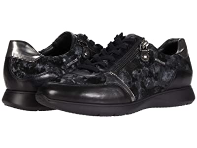 Mephisto Monia (Black Silk) Women