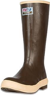 "Xtratuf 22272G-CTM-110 Legacy Series 15"" Neoprene Men's Fishing Boots, Copper & Tan (22272G)"