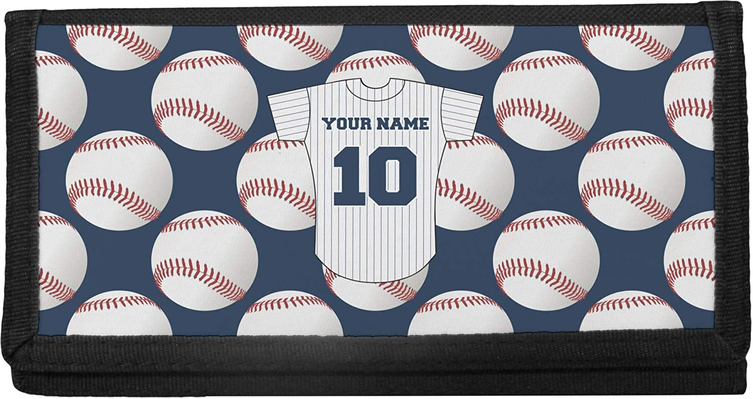 Baseball Jersey Minneapolis Mall Canvas Cover Cheap mail order sales Checkbook Personalized