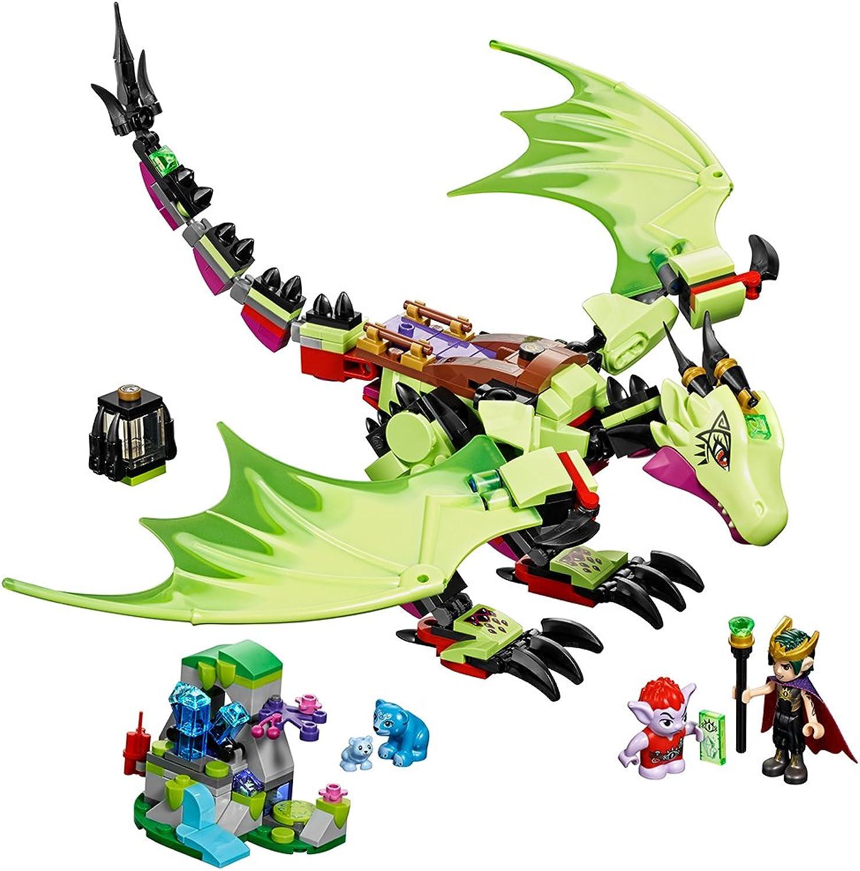 LEGO Elves The Goblin King 's Evil Dragon 41183Building Kit (339Pieces)