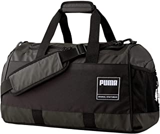 PUMHB|#Puma Gym Duffle M, Borsone Unisex – Adulto, Puma Black, OSFA