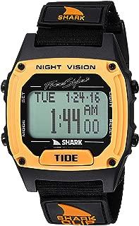Tide Japanese-Quartz Sport Watch with Nylon Strap, Black, 20 (Model: 10027114)