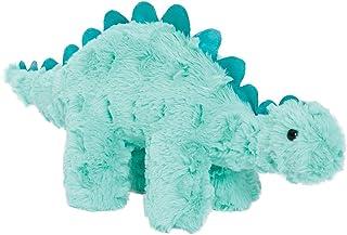 Manhattan Toy 153460 Little Jurassics Chomp Dinosaur Stuffed Animal Light Teal