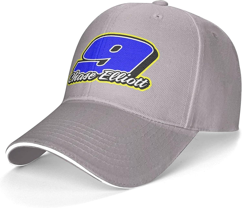 9 Chase Elliott 2021 Nascar Baseball Dad Cap Men Women - Classic Adjustable Hat