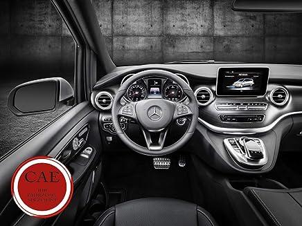 Mercedes-Benz Pedales deportivos Kit de pedales W164 ML X164 GL 63 AMG