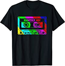 Cassette Tape Eighties Music Retro 80s Old School Playlist  T-Shirt