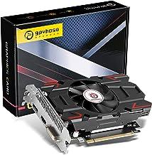GPVHOSO AMD Radeon RX 560 Graphics Card, 1150MHz, 4GB 128-Bit GDDR5 PCI Express 3.0 x 8,...