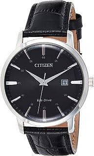 سيتيزن ساعة رسمية للرجال انالوج بعقارب جلد - BM7460-11E