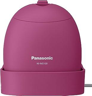 パナソニック 衣類スチーマー モバイル 軽量コンパクトモデル ビビッドピンク NI-MS100-VP