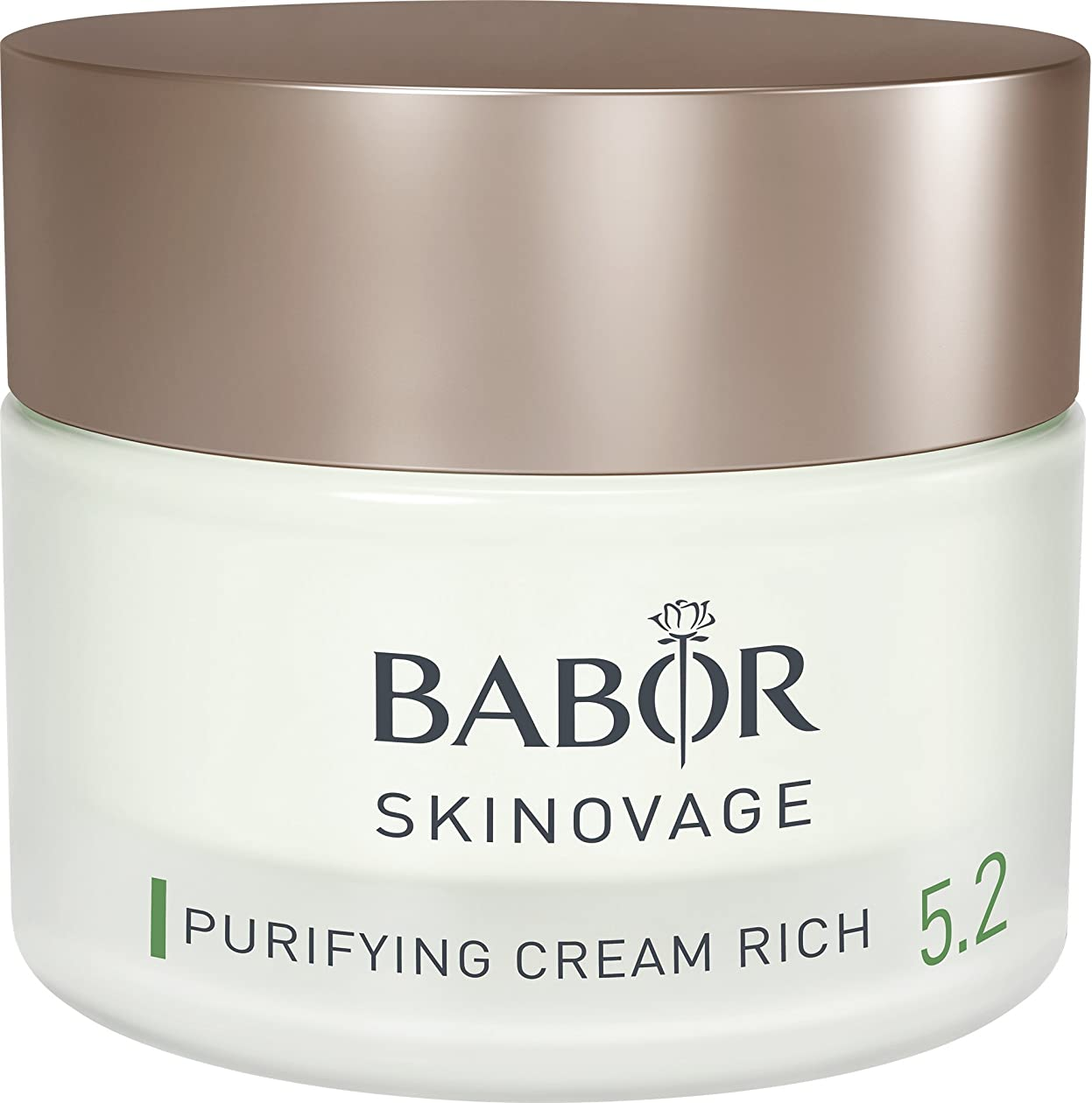 やがて棚サークルバボール Skinovage [Age Preventing] Purifying Cream Rich 5.2 - For Problem & Oily Skin 50ml/1.7oz並行輸入品