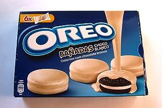 Nabisco OREO WHITE Covered Chocolate Cookies (246gr x 3) オレオクッキー - チョコレートクリーム( 246グラム x 3) - 並行輸入品