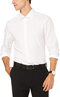 Ben Sherman Men's Long Sleeve Fine Dot Kings Formal Shirt