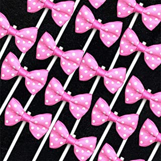 cupcake bows toppers