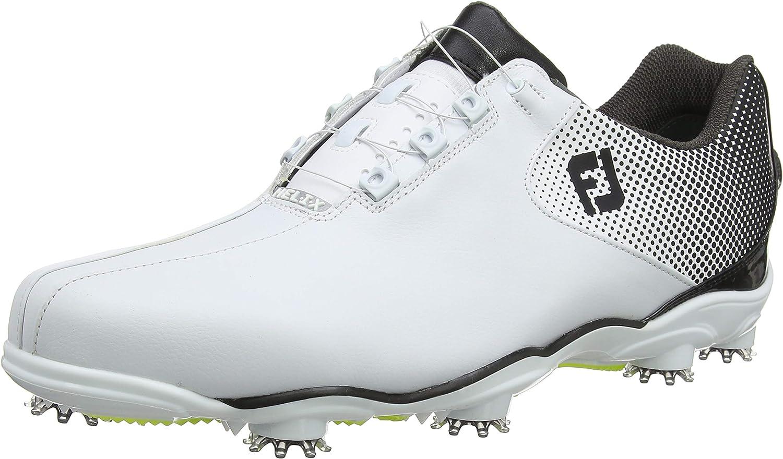 FootJoy Men's D.n.a. Helix Financial sales sale Boa-Previous Style Season Shoes Sale special price Golf