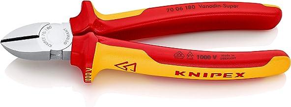 KNIPEX Zijsnijtang 1000V-geïsoleerd (180 mm) 70 06 180