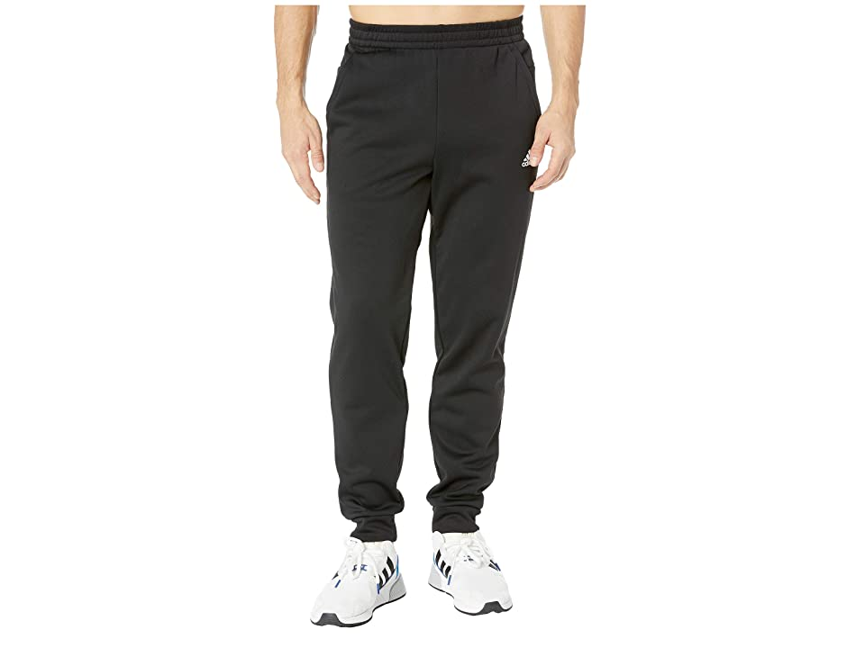 adidas Team Issue Fleece Jogger (Black) Men's Casual Pants
