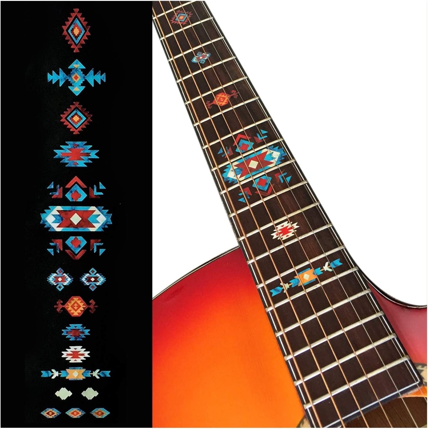 Inlaystickers Inlay price Sticker F-294NA-TR decal wholesale