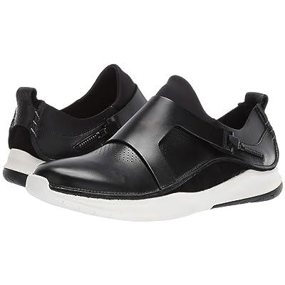 Clarks Privolution M1 (Black Leather) Men