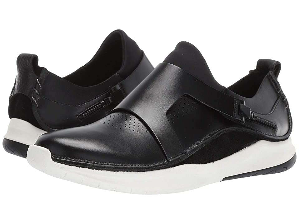Clarks Privolution M1 (Black Leather) Men