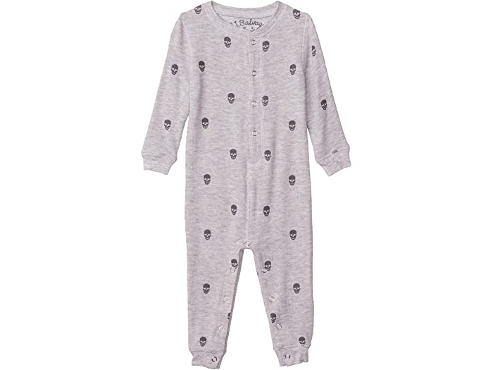 PJ Salvage Kids Baby Kids Sleepwear Long Sleeve Thermal Romper