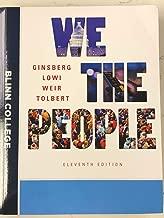 We The People 11th Custom Edition Blinn College