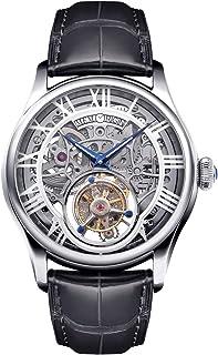 Memorigin - Reloj Tourbillon de acero inoxidable MO0123 Auspicious Series