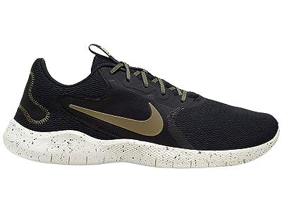 Nike Flex Experience Run 9 SE (Black/Medium Olive/Limelight) Men
