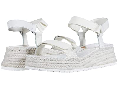 Dolce Vita Myra (White Embossed Lizard) Women