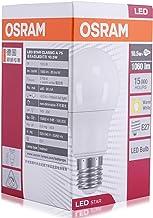 Osram Globe E27 LED Bulb, White, OLED-CLA-10.5W-WW-FS