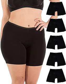 Women's Regular & Plus Size Stretch Cotton Long Leg 6.5