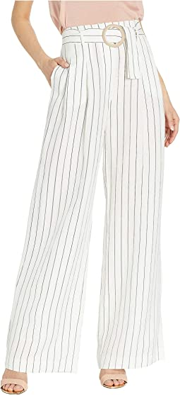 Ivory Wide Stripe