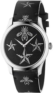 Gucci - Reloj Gucci YA1264105 Negro Acero 316 L Unisex