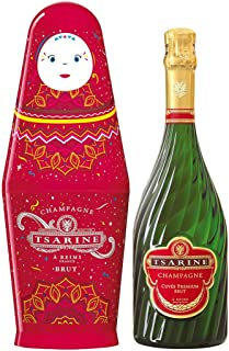 Tsarine Champagner BRUT Cuvée Premium Matriochka 1 x 0.75 l