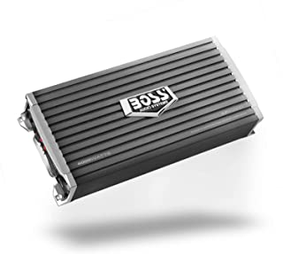 BOSS Audio Systems AR4000D Class D Car Amplifier – 4000 Watts, 1 Ohm Stable,..