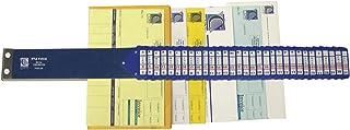 C-Line Trieur de documents robuste avec 5 systèmes d'indexation sur 31 intercalaires de format lettre, 6,3 x 6,5 x 3,1 cm...