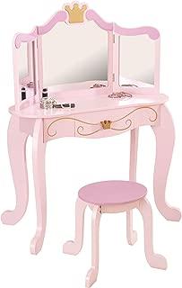 kidkraft vanity table and stool