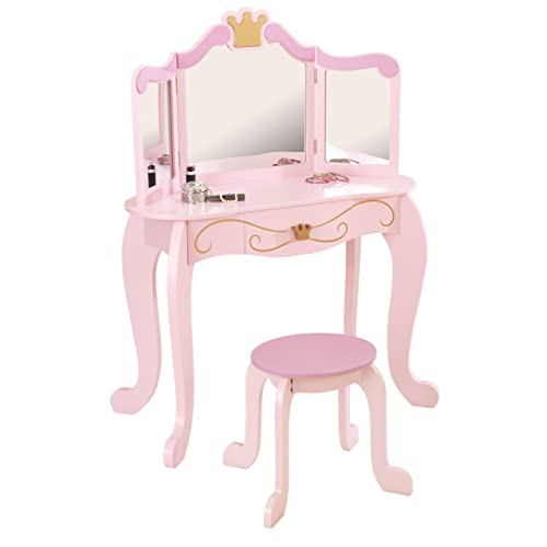 Webb Furniture Dresser With Mirror: Child's Dressing Table: Amazon.co.uk