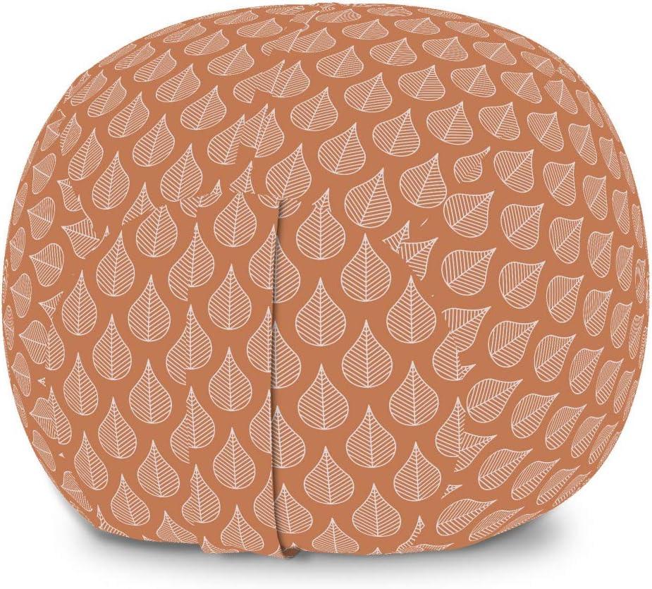 Ambesonne SALENEW very popular! Botanical Storage Toy Bag of Monochrome Pattern Chair Superlatite