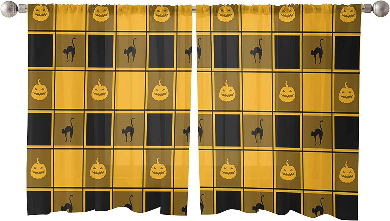Sheer Curtains Price reduction Voile Drapes for Bedroom Max 68% OFF See Living Room Throug