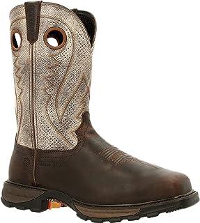 حذاء عمل غربي جيد التهوية من Durango Maverick XP Composite Toe