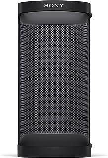 ソニー 重点音スピーカー SRS-XP500 2021年モデル 縦置き・横置きマルチレイアウト可能 防滴IPX4 バッテリー駆動 マイク端子・ギター端子搭載