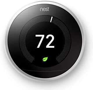 Ns Nest Thermostat White