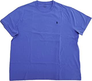 Polo Ralph Lauren Men's Big & Tall Pony Logo Crew Neck Jersey T-Shirt