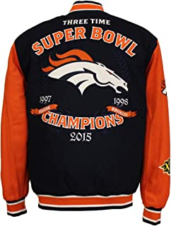broncos super bowl jackets