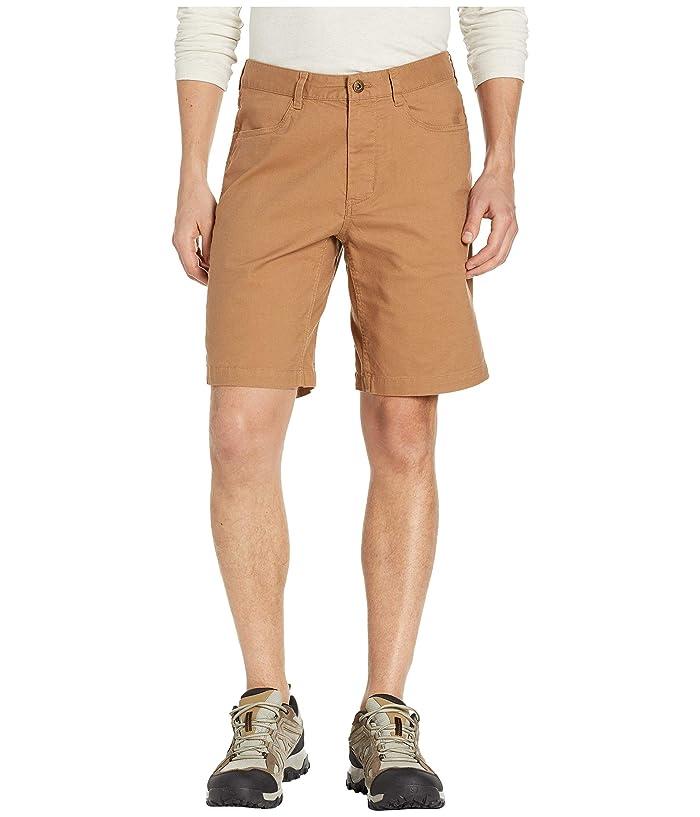 The North Face Motion 10 Shorts (Cargo Khaki) Men