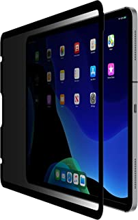 Belkin SCREENFORCE TruePrivacy Screen Protector - Ultra Thin with Full Screen Protection, 2-Way Side Filter, Removable & R...