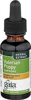 GAIA HERBS Valerian/Poppy Supreme Supplements, 1 oz