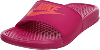 ea32a8f83c5a NIKE 343881-607   Benassi JDI Slide Deadly Women s Sandals (5 B(M