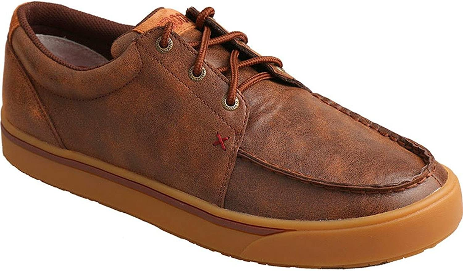 Twisted X Boots Mens Rough Out Casual shoes