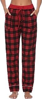 Best ladies red plaid pants Reviews